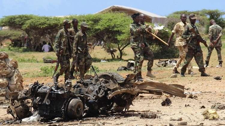 عناصر من القوات الصومالية - أرشيف -