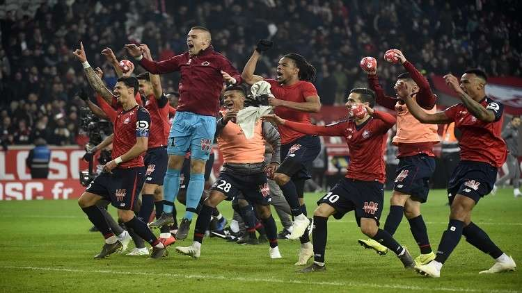 Lille defeats Saint-Germain by five and concludes his appointment