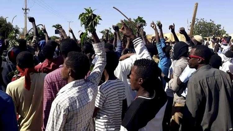 تجمع المهنيين السودانيين يحدد مطالبه