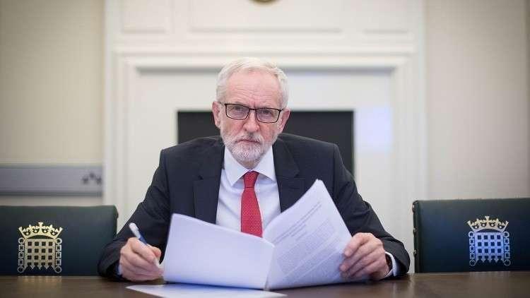 استطلاع: كوربين الأوفر حظا لرئاسة الحكومة البريطانية