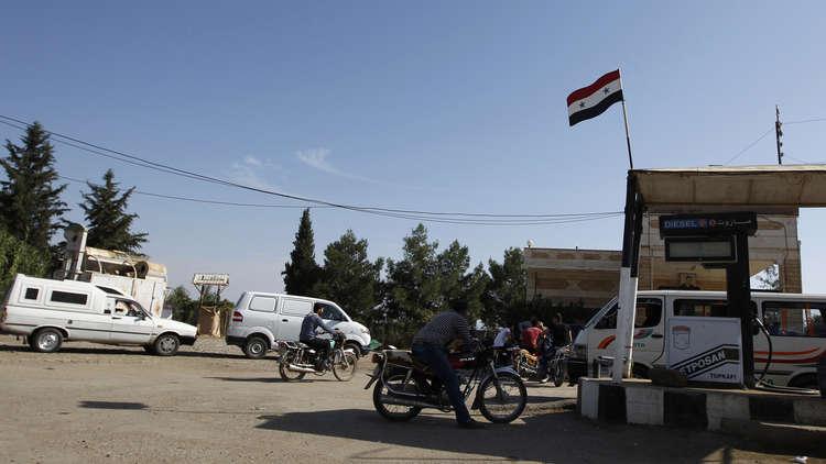 الحكومة السورية تتخذ إجراءات سريعة لمواجهة أزمة البنزين