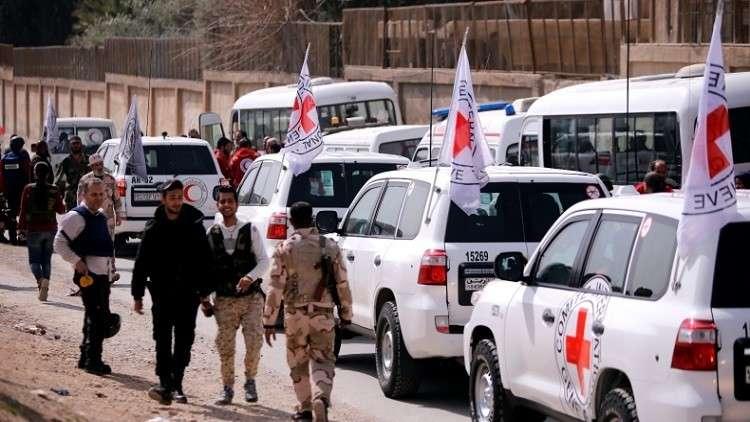 الصليب الأحمر الدولي  يكشف أسماء 3 موظفين خطفوا في سوريا ويناشد تحريرهم