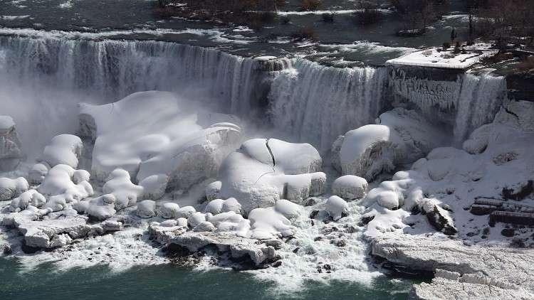 لأول مرة.. اكتشاف مثير في الأنهار الجليدية!