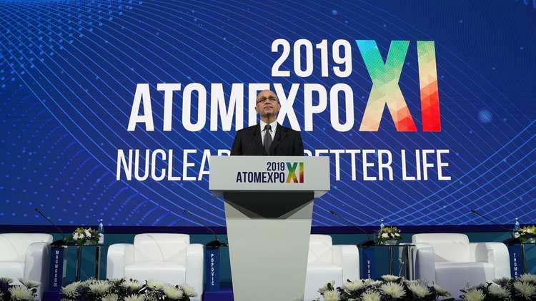 مباحثات بين موسكو والرياض حول بناء مفاعلات كهرذرية في السعودية