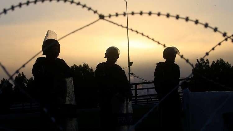 الأمن العراقي يقبض على