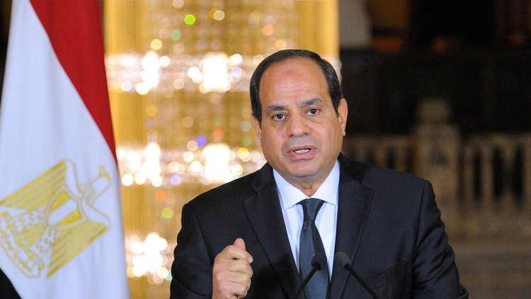 السيسي: مصر تتابع باهتمام وعن قرب تطورات الأوضاع في السودان