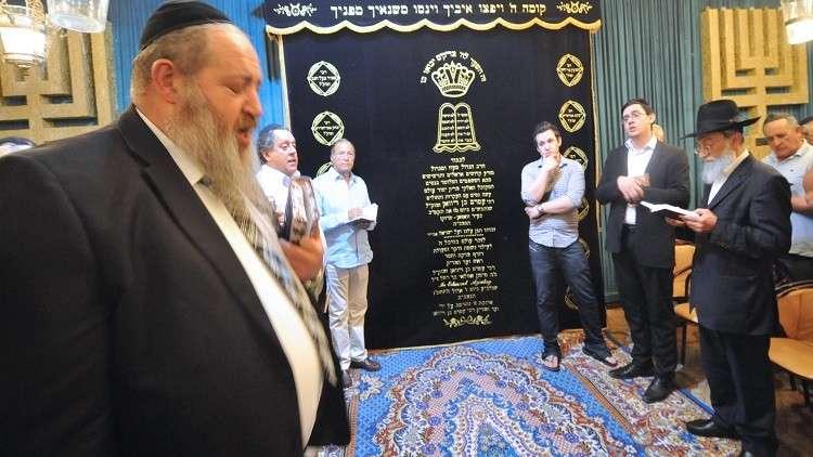 كبير حاخامات يهود المغرب كان سجينا في إسرائيل