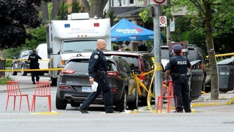 مقتل 4 أشخاص بإطلاق نار في مدينة بينتيكتون الكندية