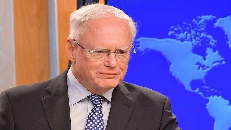 المبعوث الأمريكي الخاص إلى سوريا جيمس جيفري