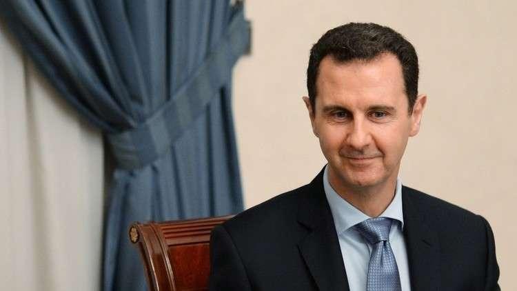 الأسد يتقبل أوراق اعتماد سفيري الهند والبرازيل