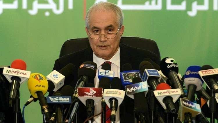استقالة رئيس المجلس الدستوري الجزائري الطيب بلعيز