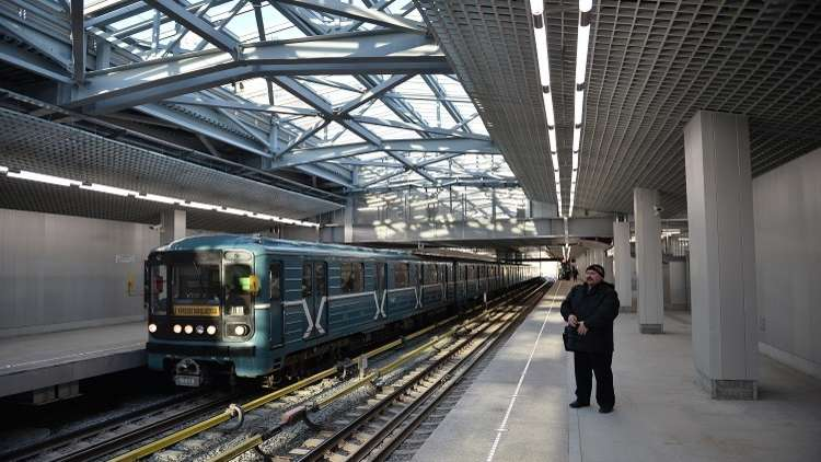 محتجز الرهينة في مترو موسكو طالب بإرساله إلى المريخ
