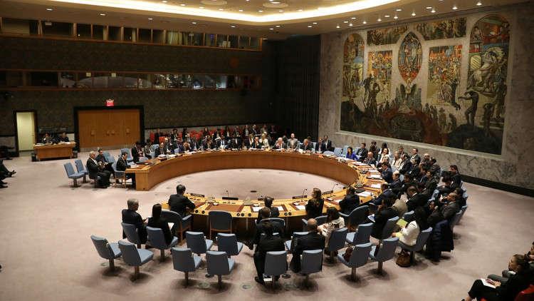 مجلس الأمن ينظر في مسودة تطالب بوقف إطلاق النار في ليبيا