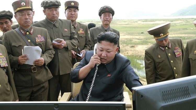كيم يزور وحدة عسكرية لأول مرة منذ أشهر