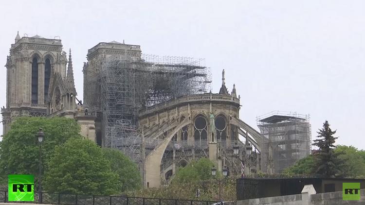 تعرف على حجم التبرعات الدولية المرصودة لإعادة ترميم كاتدرائية نوتردام