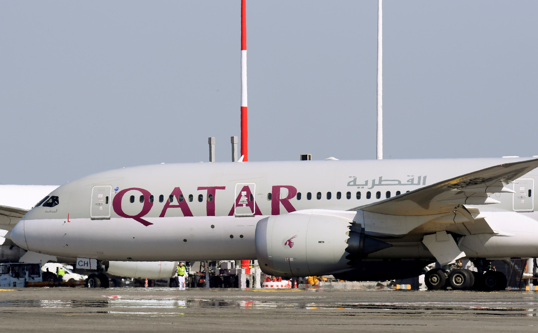 US air carriers fear the consequences of Qatar Airways restrictions