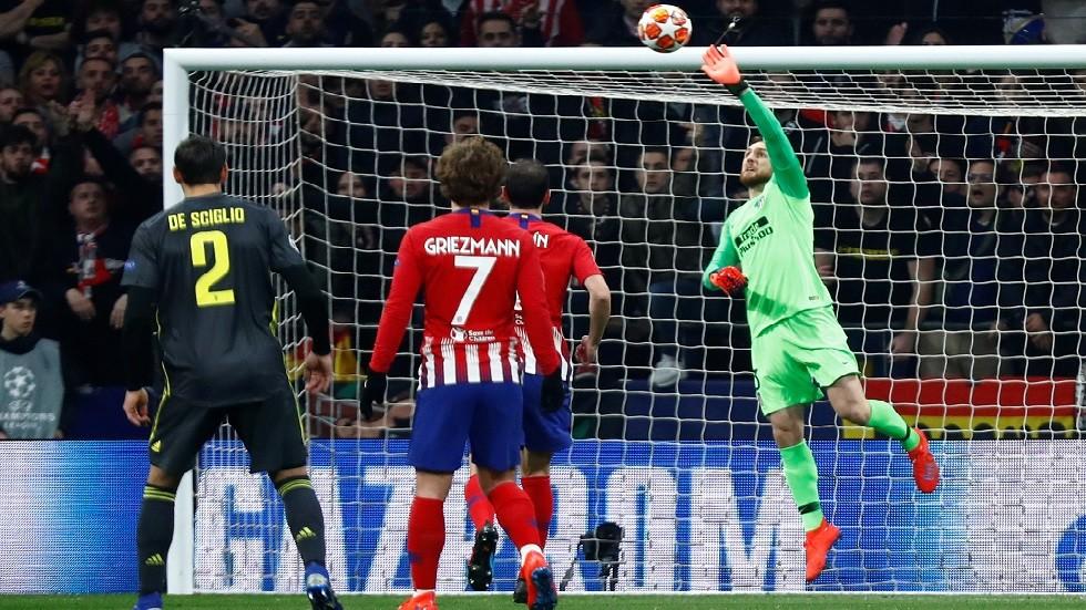 أوبلاك يمدد عقده مع أتلتيكو مدريد حتى 2023