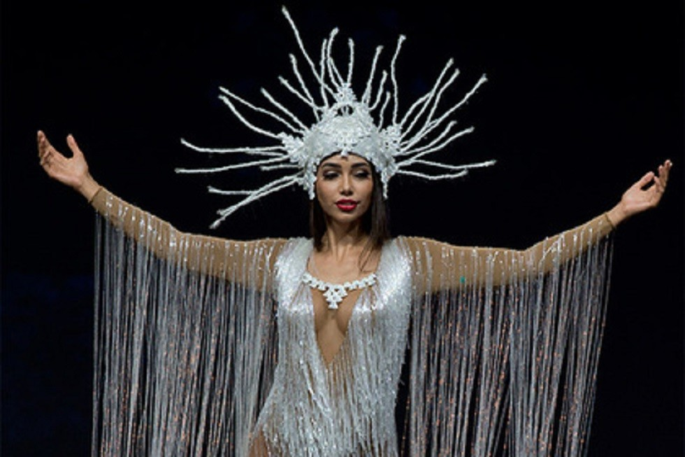 الحمل يطيح بتاج ملكة جمال بوليفيا