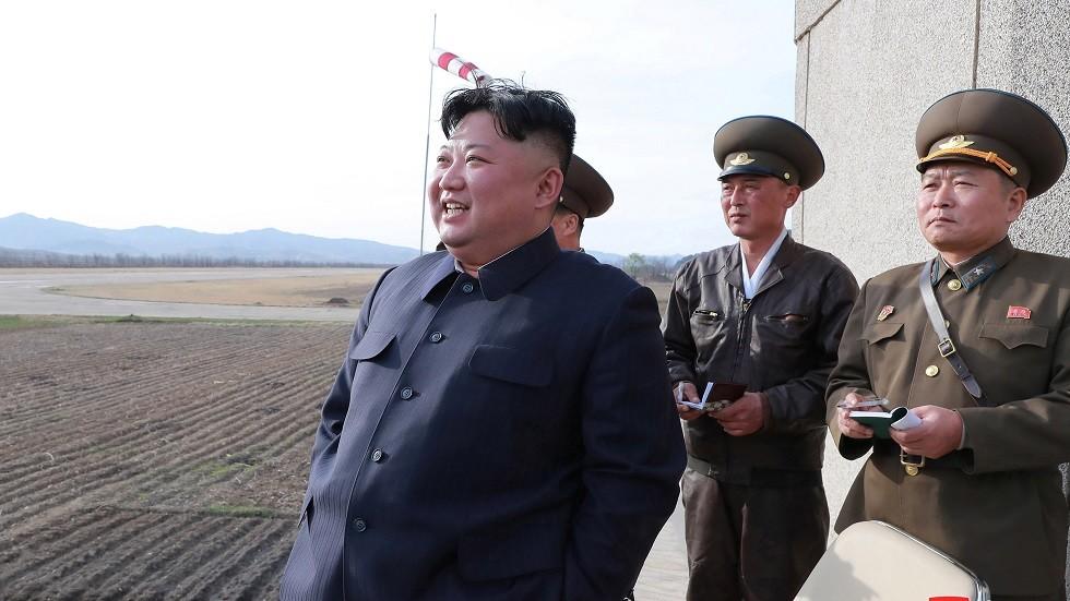 الزعيم الكوري الشمالي يشرف على اختبار سلاح تكتيكي جديد
