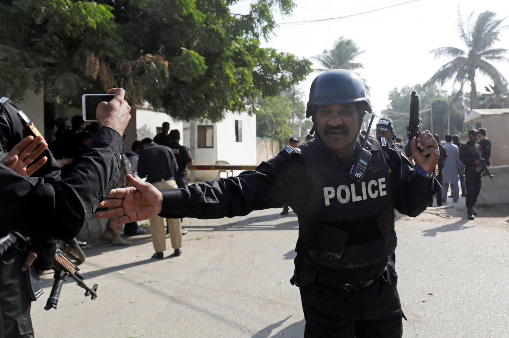 باكستان، أرشيف