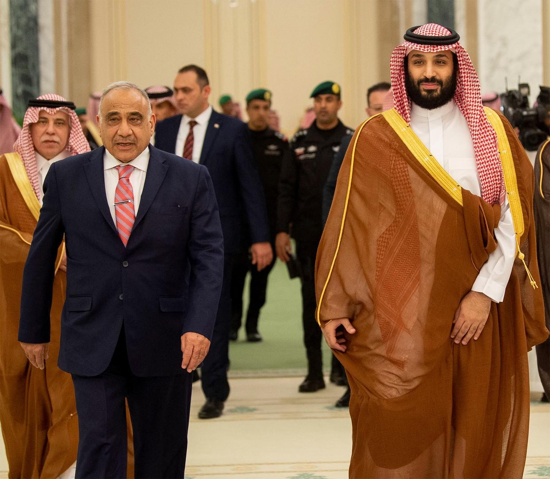 محمد بن سلمان: نضع كل إمكانات وخبرات السعودية في خدمة العراق