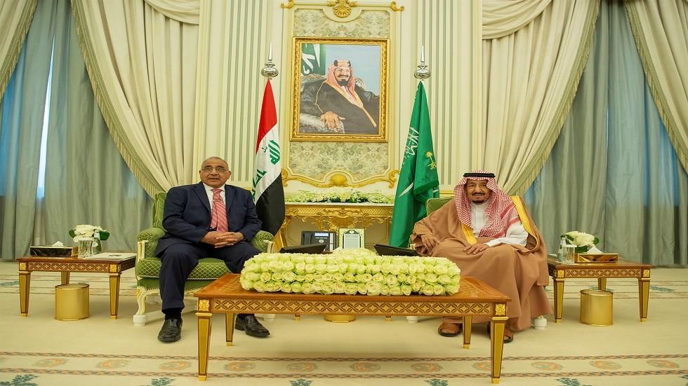 السعودية والعراق يؤكدان على العلاقات التاريخية والدينية بينهما
