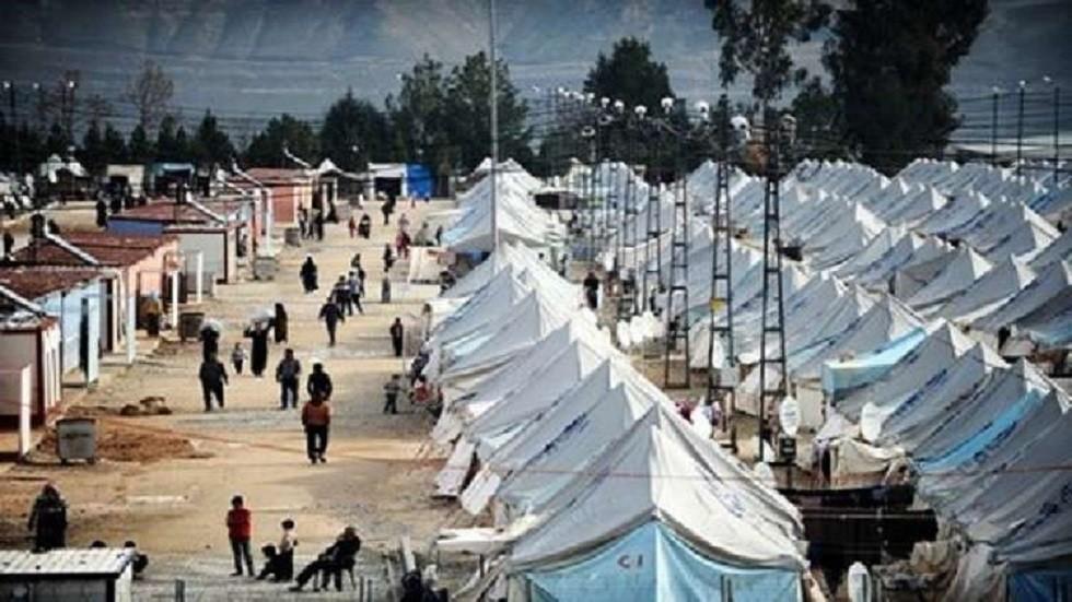 أردوغان ينتقد معارضيه جراء قطعهم المساعدات عن اللاجئين السوريين