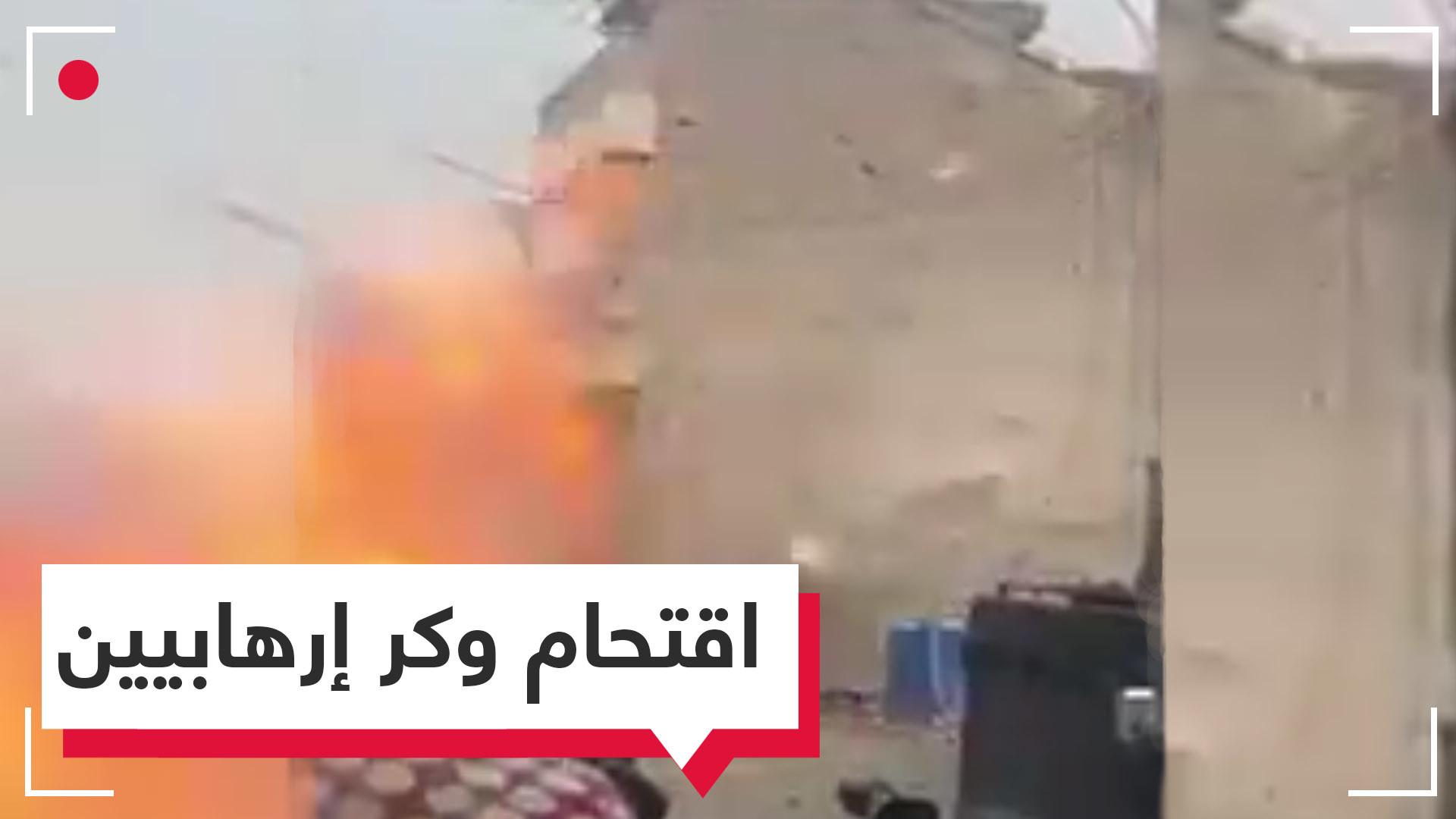 بتفجير المبنى.. القوات الخاصة الباكستانية تستهدف خلية إرهابية