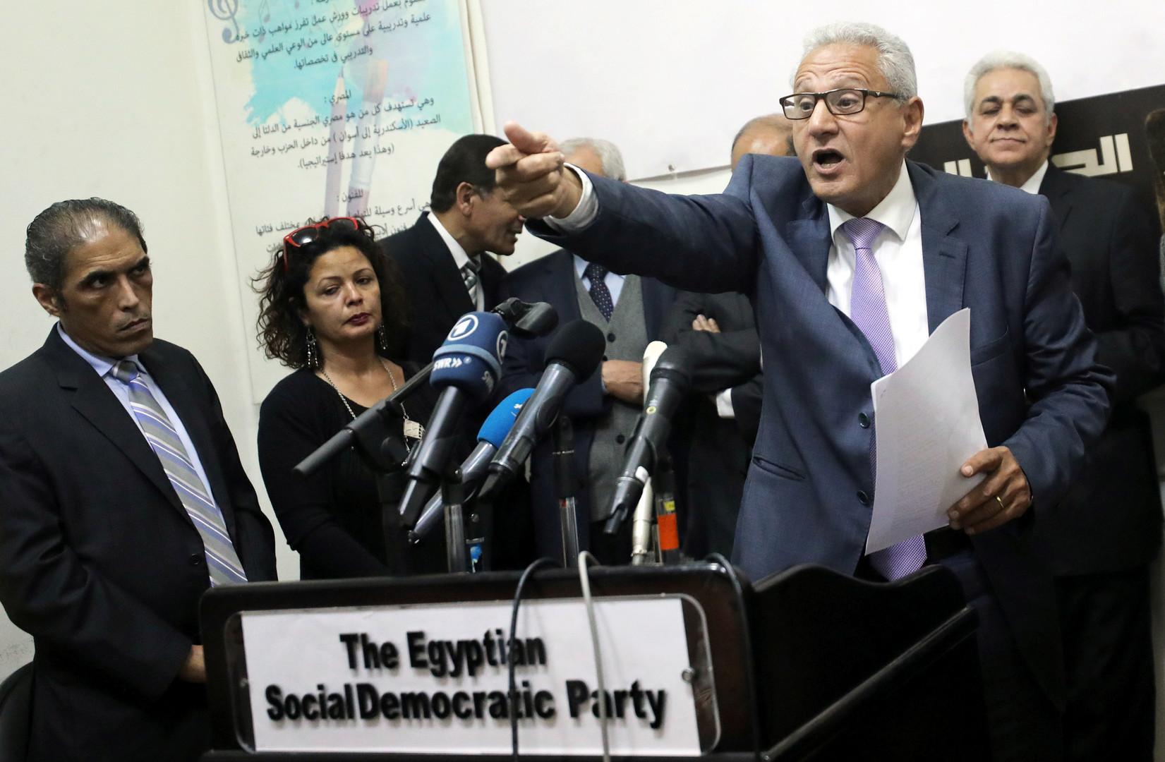 حركة مصرية معارضة: التعديلات اعتداء على الدستور ويجب رفضها