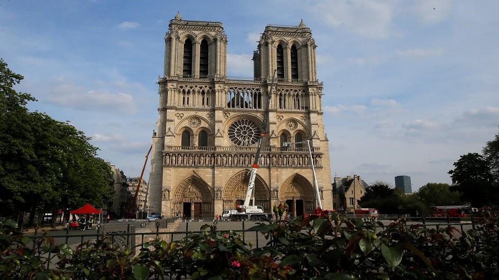 بناء كاتدرائية نوتردامالتاريخية