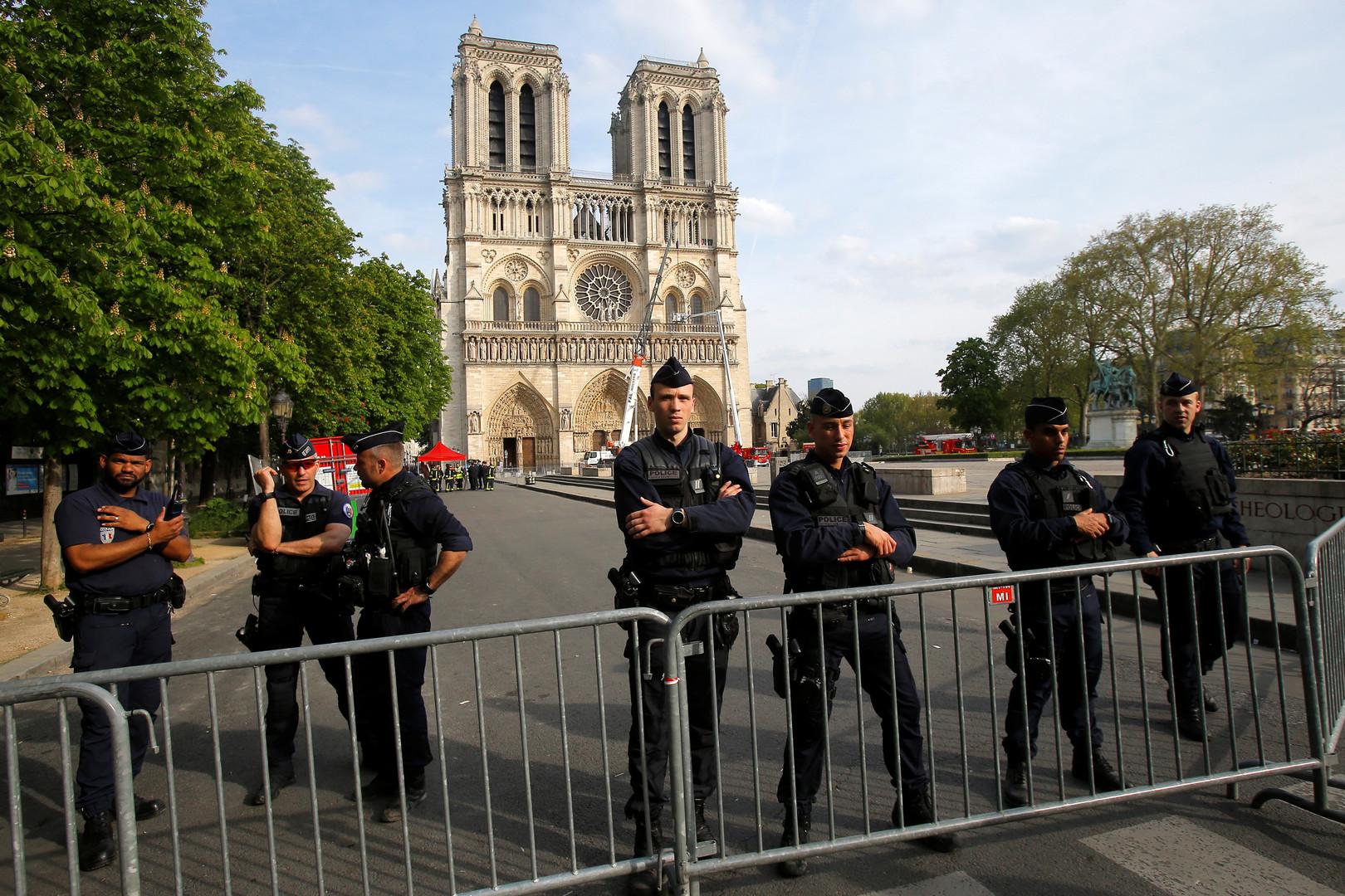 الشرطة الفرنسية تمنع