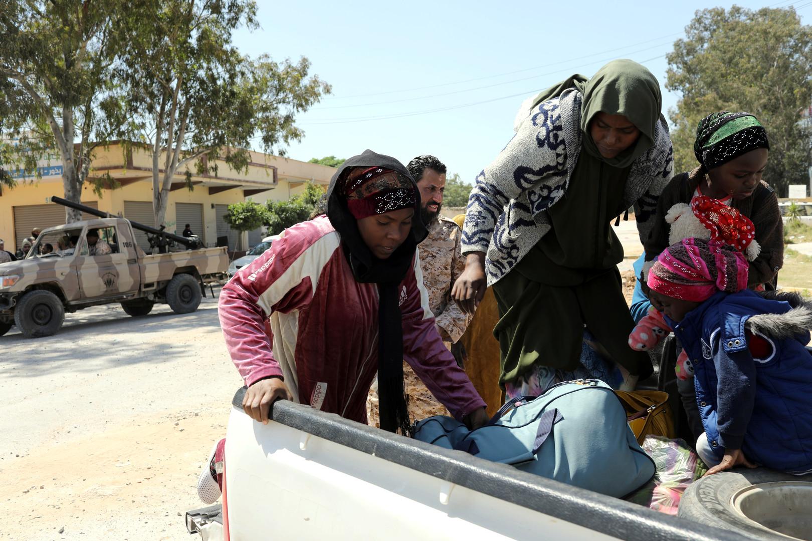 طرابلس، ليبيا