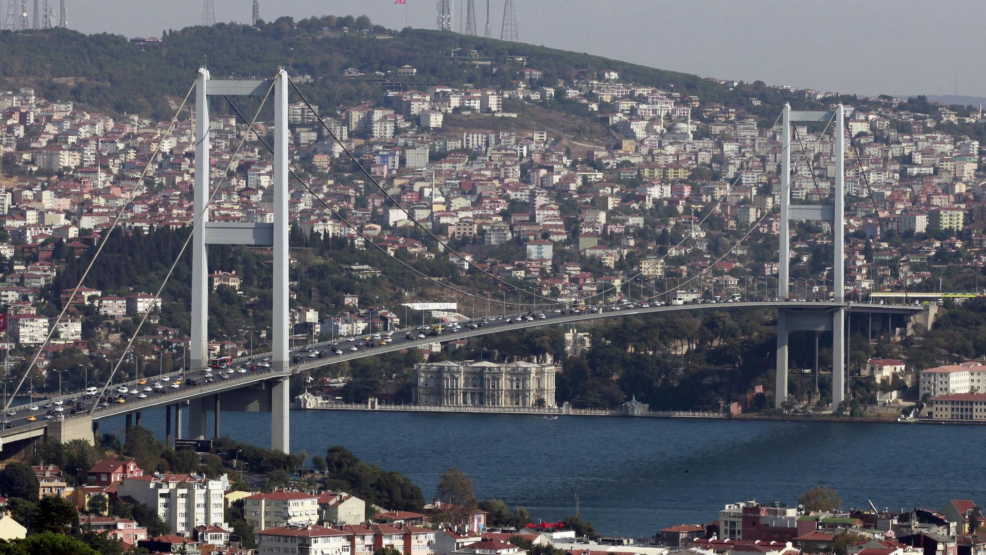 مشهد اسطنبول