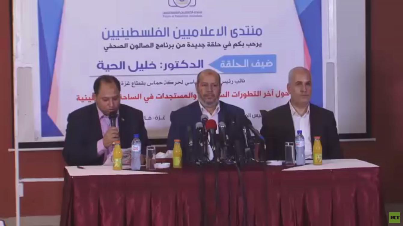 حماس تجري تغييرات إدارية واسعة في غزة