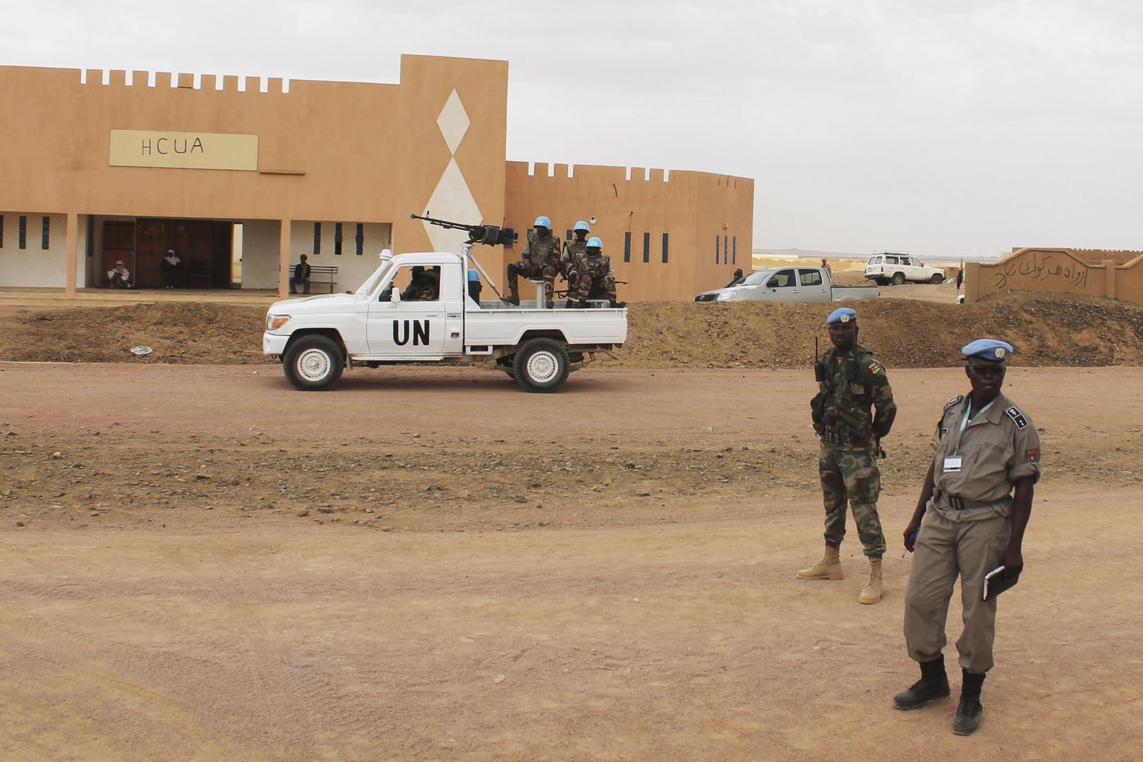 مقتل مصري في قوة الأمم المتحدة في مالي بانفجار لغم