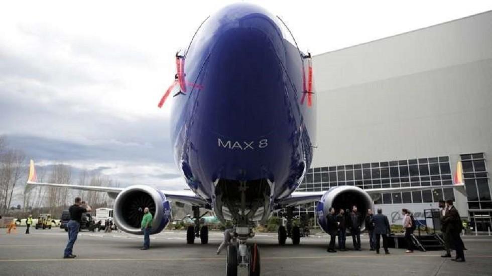 واشنطن تدعو 9 هيئات طيران أجنبية لتقييم بوينغ 737 ماكس المعدلة