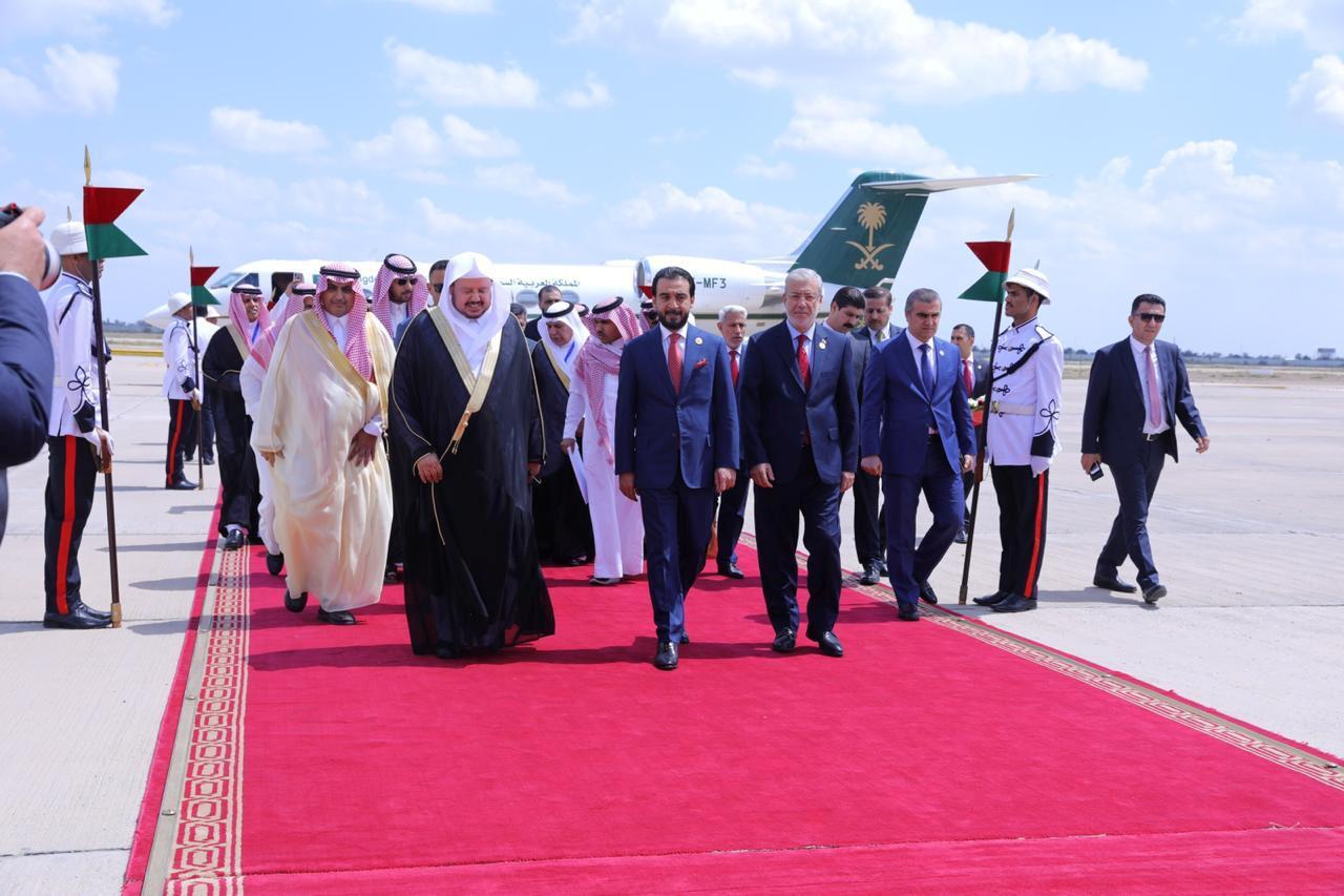 أهم بنود البيان الختامي لرؤساء برلمانات دول جوار العراق