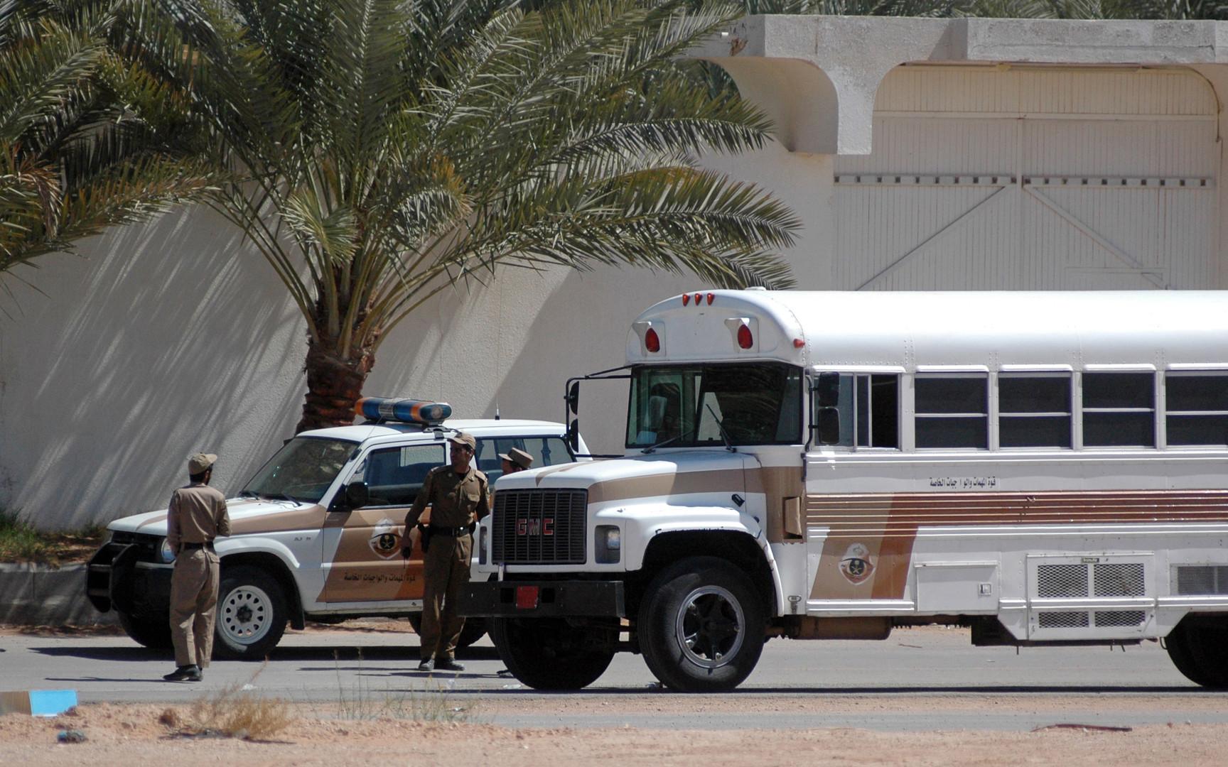 إحباط هجوم إرهابي على مركز مباحث شمالي الرياض وقتل المهاجمين
