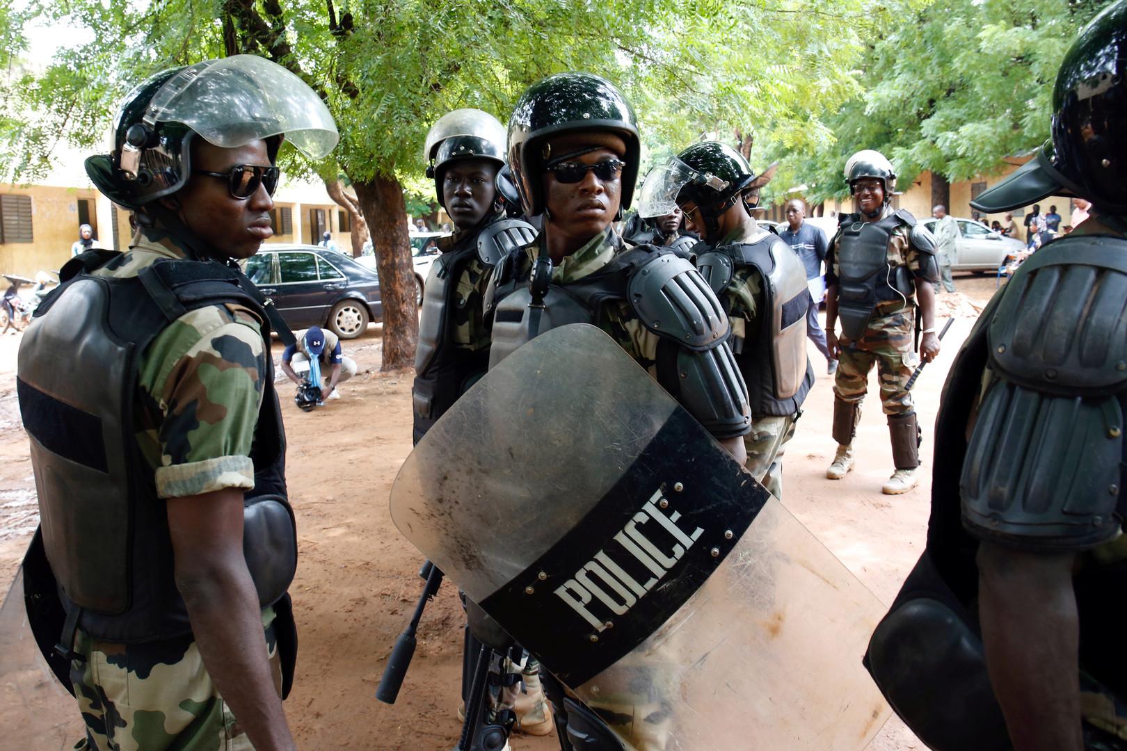 مقتل 10 عسكريين في مالي جراء هجوم إرهابي