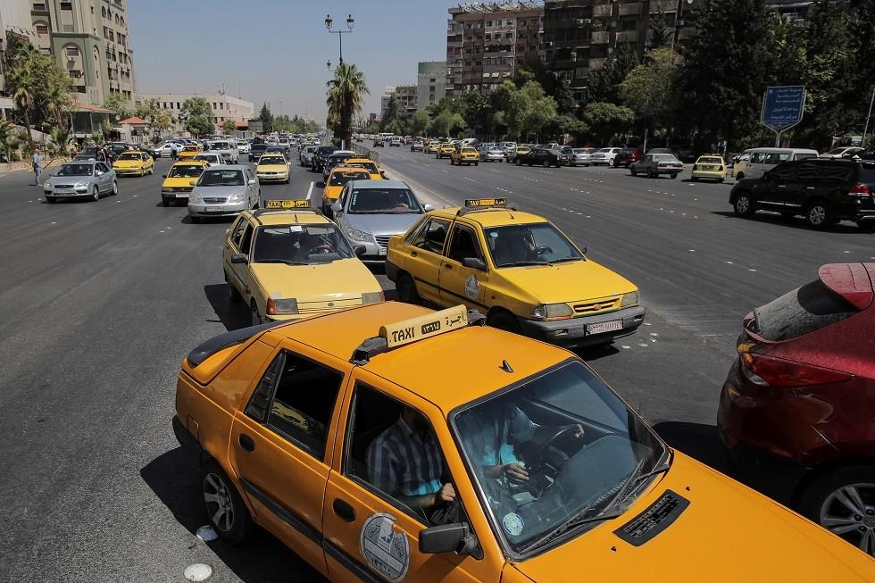 دمشق، سوريا، 16 سبتمبر 2018