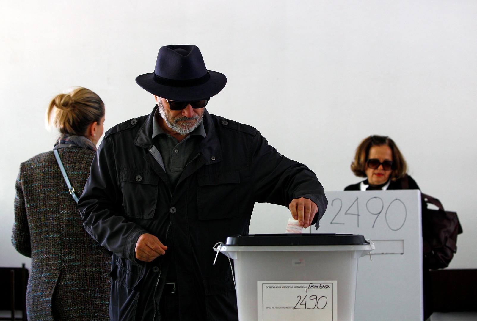 مقدونيا الشمالية تختار رئيسها