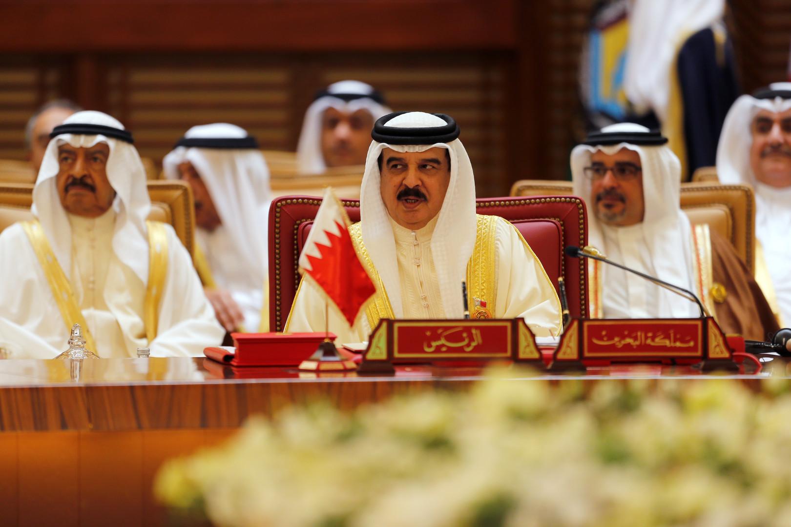العاهل البحريني، الملك حمد بن عيسي آل خليفة