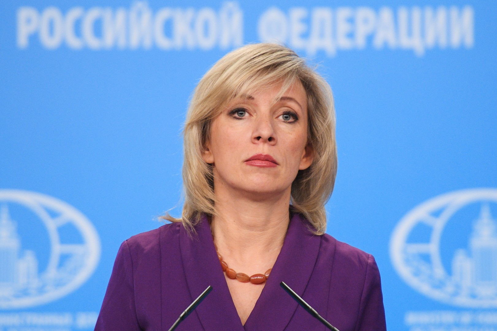 زاخاروفا: بإمكان أوكرانيا