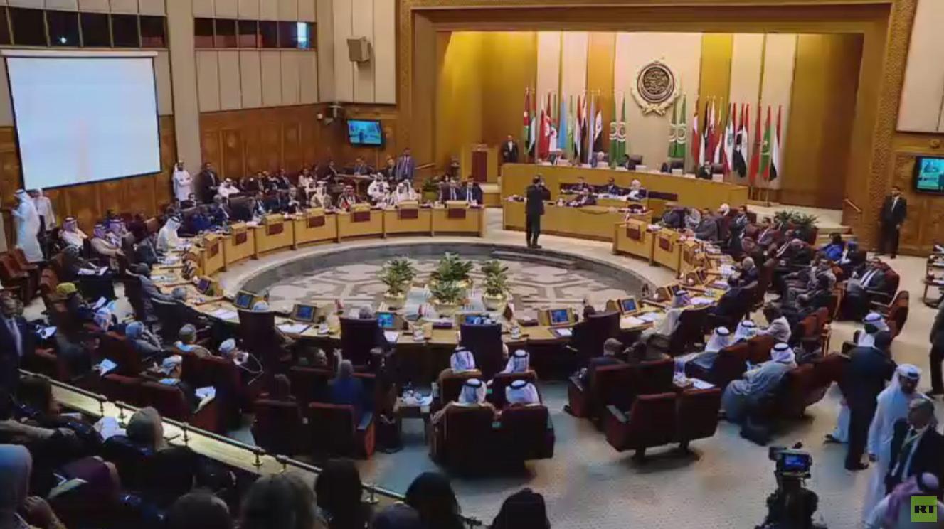 وزراء الخارجية العرب يرفضون صفقة القرن