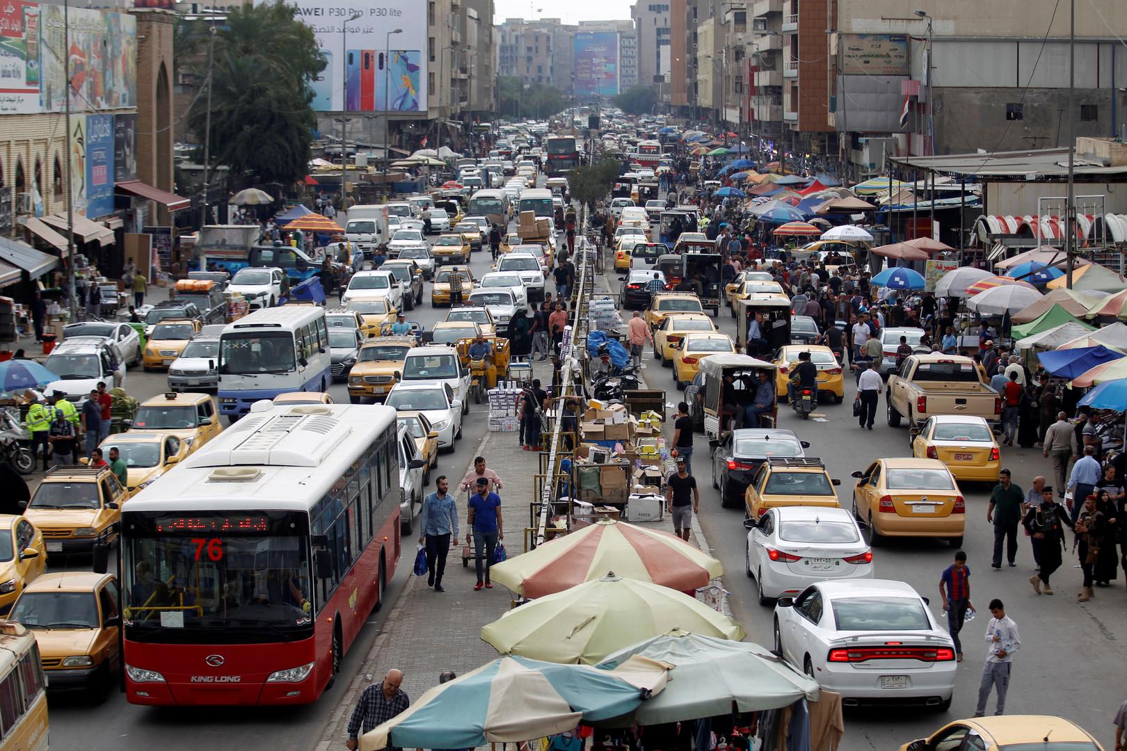 مصدر لـRT: عبور حافلتي زائرين من العراق إلى سوريا