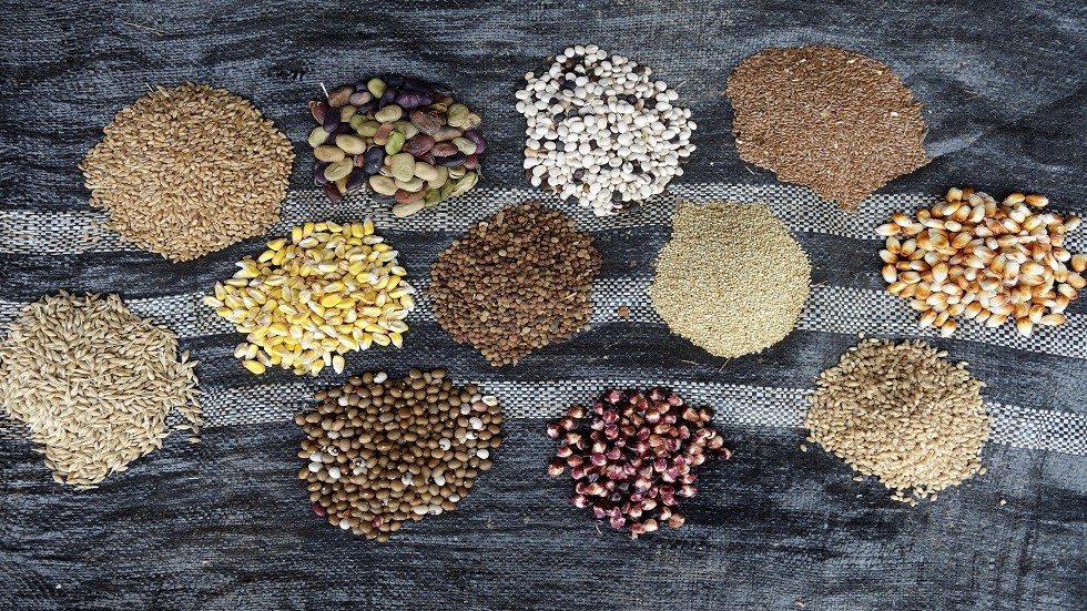 مواد غنية بالألياف الغذائية