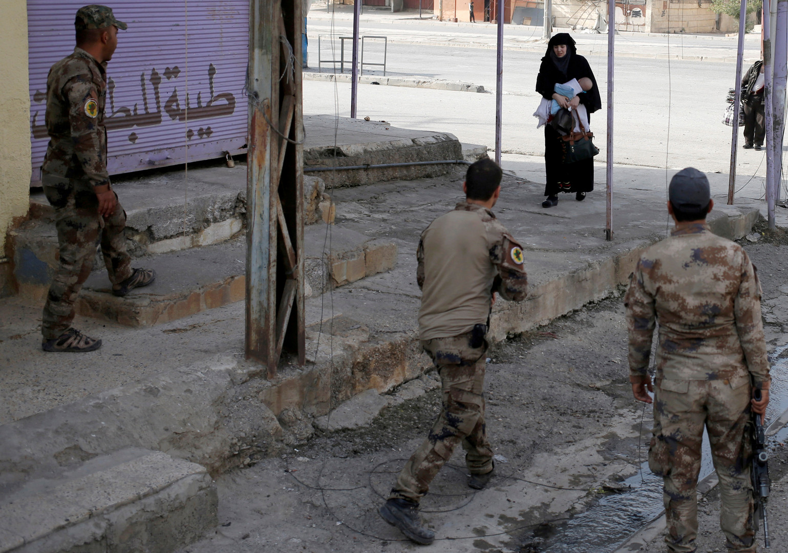 داعش يقتحم قرية بمحافظة نينوى ويطلق النار على منازل سكانها