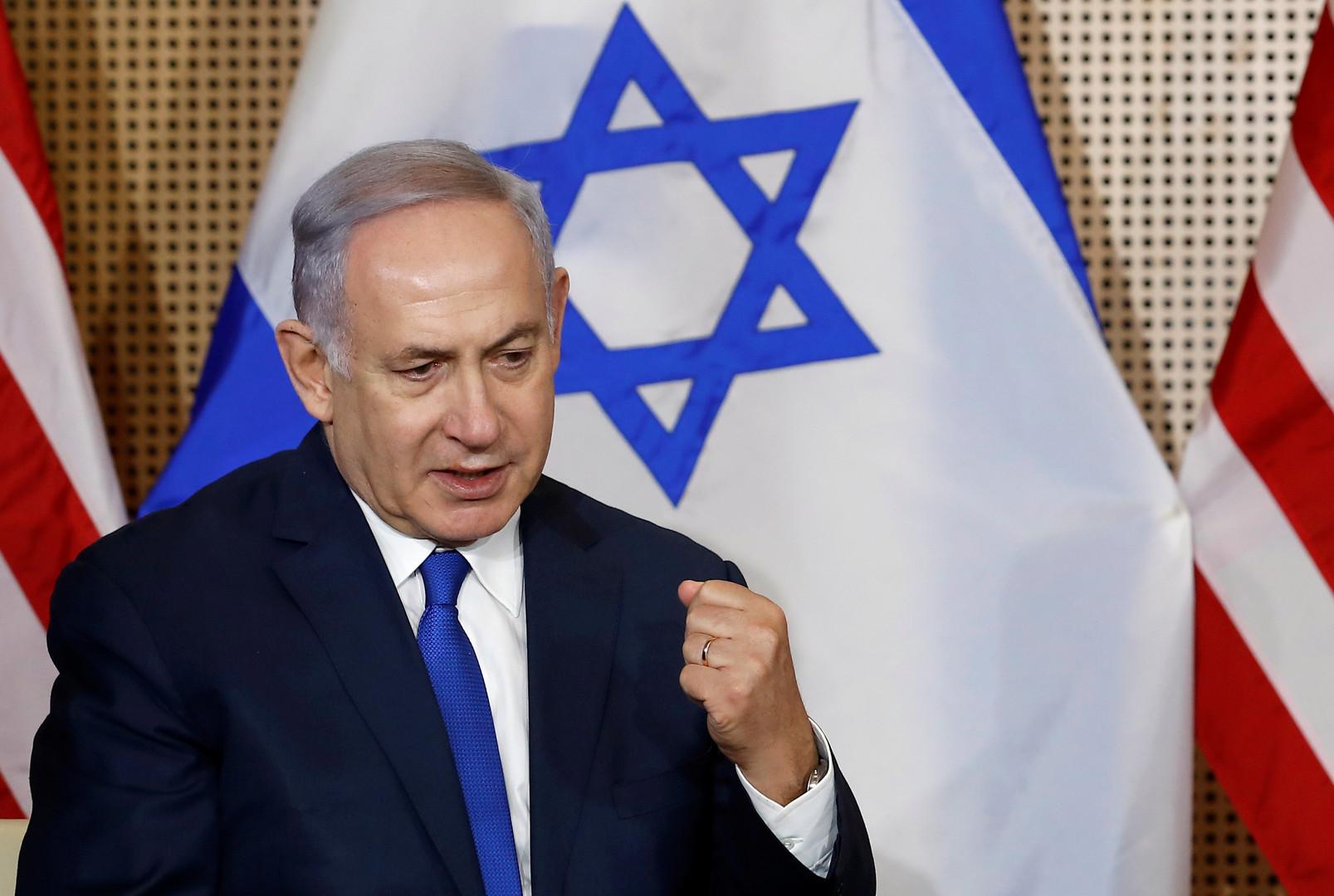نتنياهو يرحب بقرار واشنطن عدم تمديد الإعفاءات من عقوباتها ضد النفط الإيراني