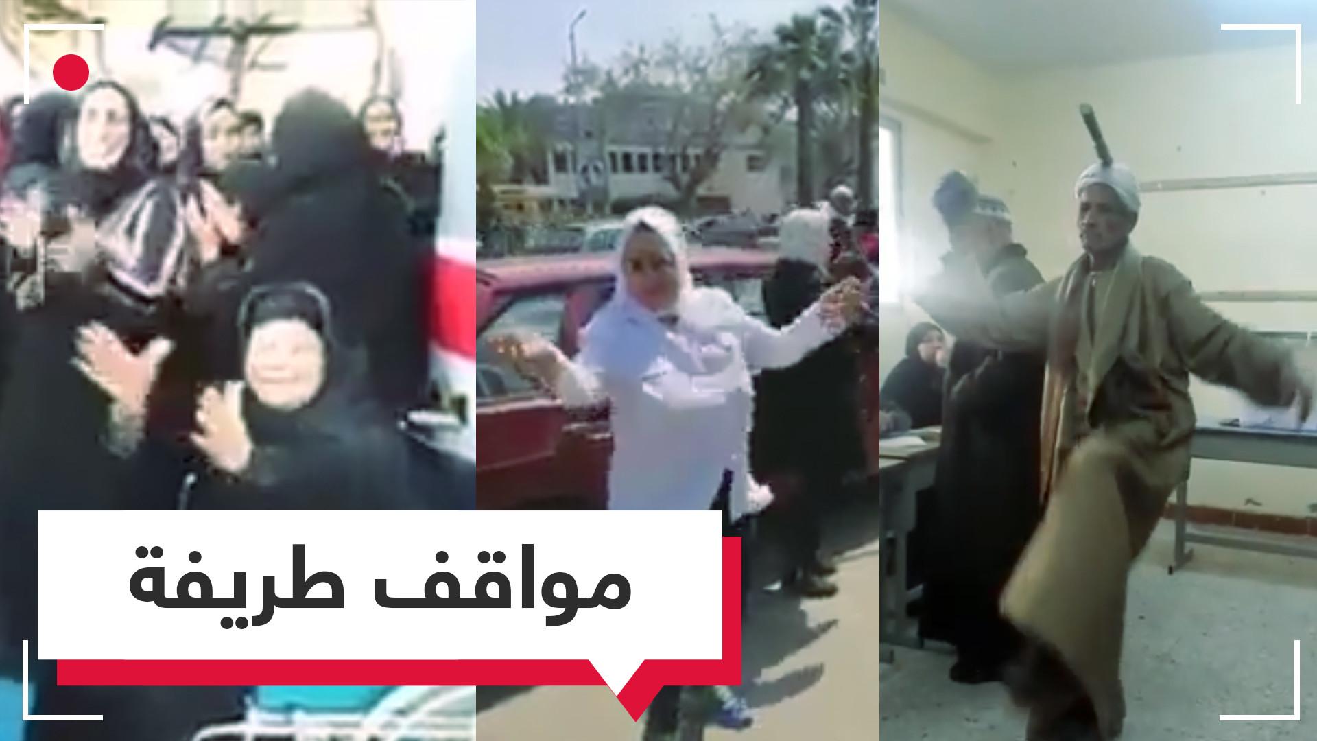 لقطات طريفة.. شاهد الوجه الآخر لاستفتاء تعديل الدستور بمصر!