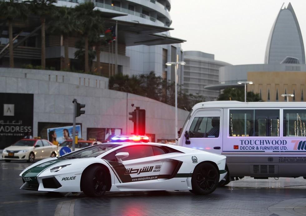 شرطة دبي - أرشيف -